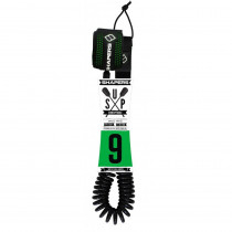 SHAPERS SUP COIL KNEE 9'' LEASH