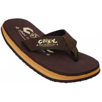 COOL-BROWN SANDALS