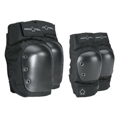 PROTECTION PROTEC STREET KNEE/ELBOW PADS