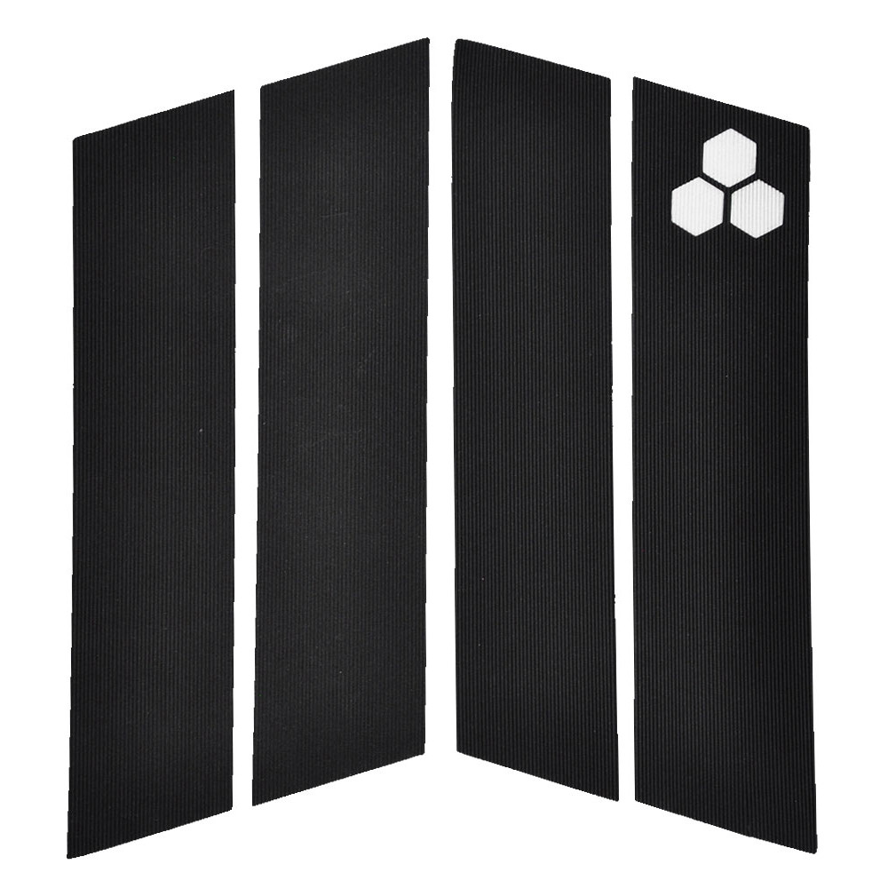 GRIP CHANNEL ISLANDS FRINT PAD 4 PIECES - NEGRO