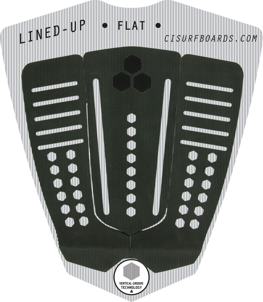 GRIP CI LINED UP FLAT PAD - NEGRO