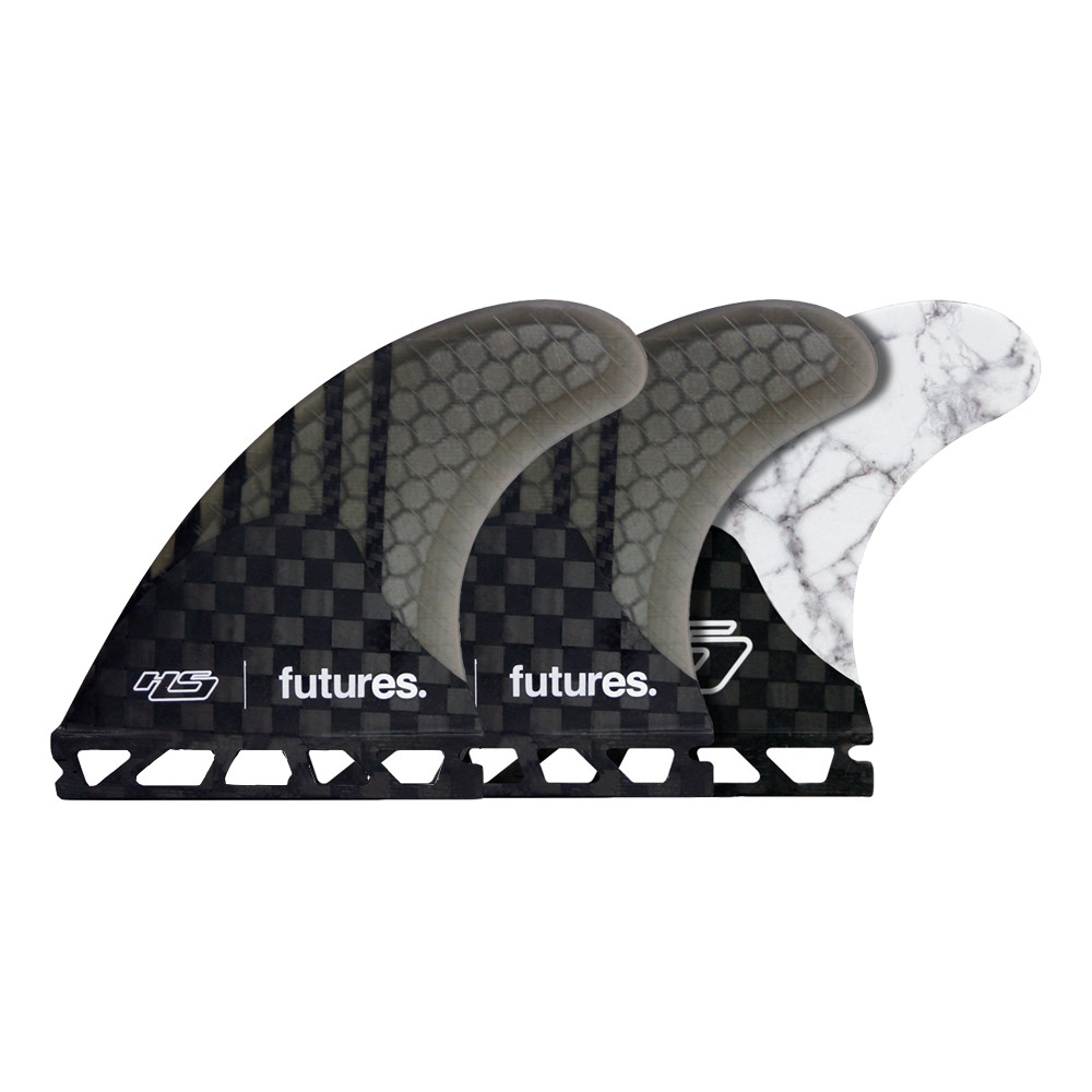 PINNE FUTURES HAYDEN SHAPES TRI-FINS