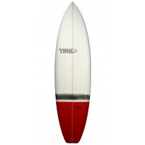 SURFBOARD TBLS THE TRASH CAN 6'0'' - ROJO