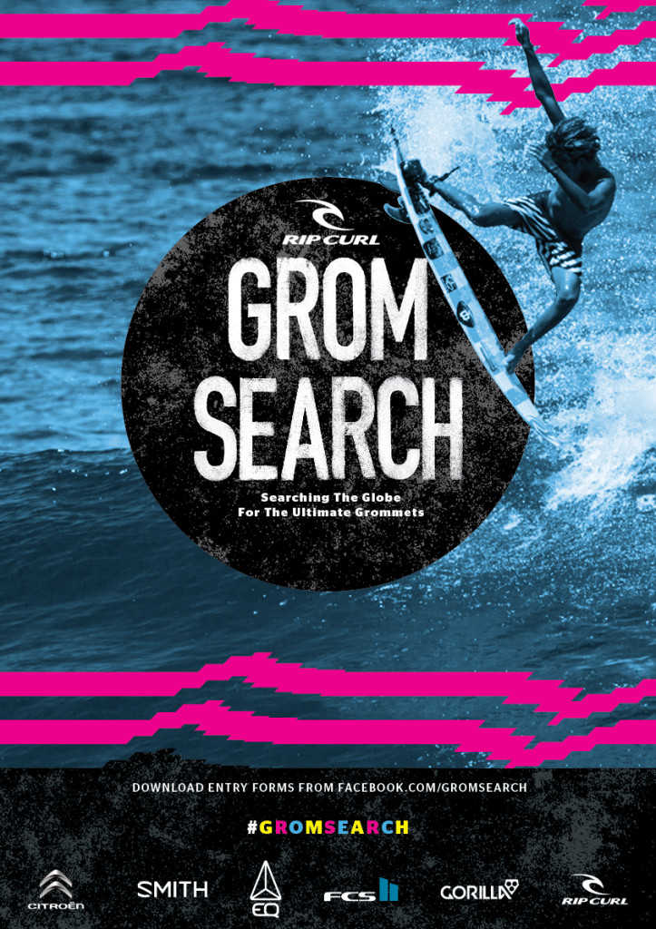 rip curl gromsearch 2016